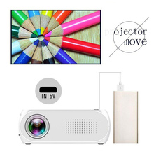 Mini Household Projector HD 1080P LED Multi-media Home Theater SP99