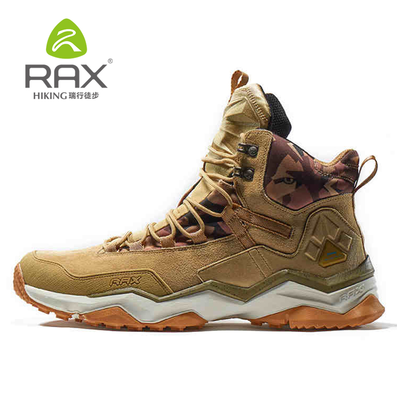 RAX Men  Autumn Winter Sports Trainers Thermal Men's Running Shoes Zapatillas Deportivas Hombre Chaussures Homme 63-5B370