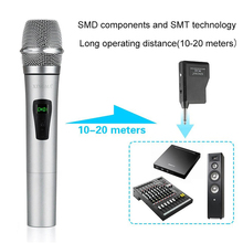 Professional Wireless Microphone
