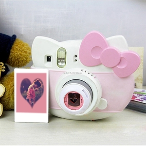 Image 3 - 4Pcs Color Close Up Lens Filter Set For Fujifilm Instax Mini 7S/8/8+ Film Camera