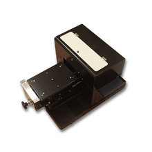 Multifunctional A4 size flatbed printer machine for print CD /DVD Cards T-shirt for EPSON L800 Flatbed printer Impressora plana