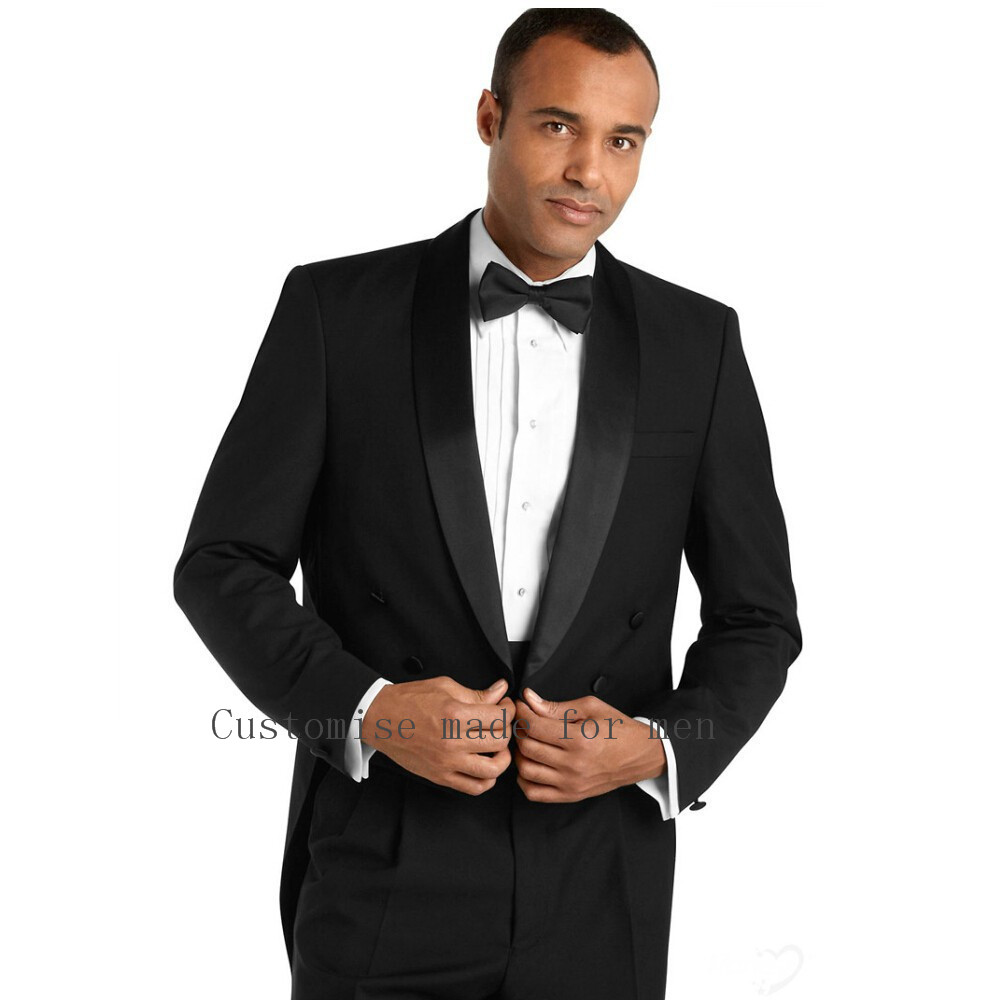 Compare Prices on 3 Piece Black Suit- Online Shopping/Buy Low ...