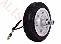 8 350W 24V Drum Brake Electric Wheel Hub Motor Electric Scooter Wheels Motor Electric Motor For
