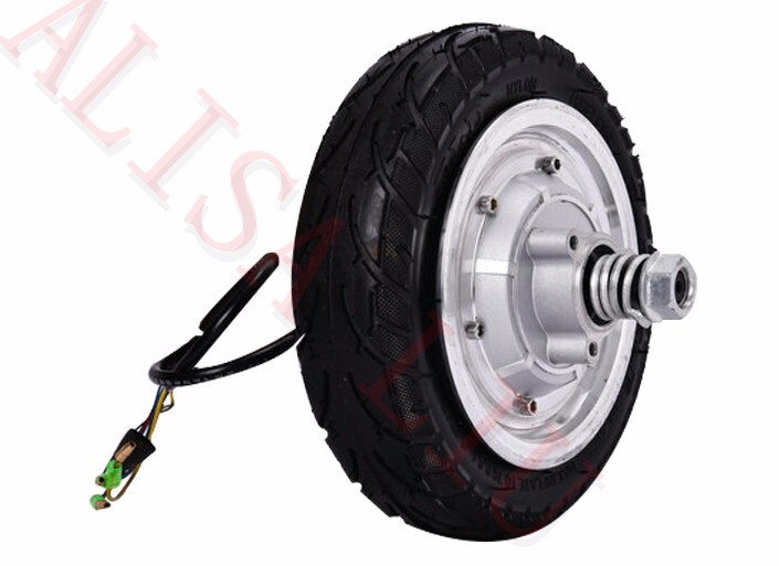 8 350w 24v Disc Brake Electric Wheel Hub Motor Electric