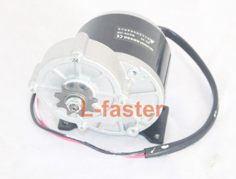 24V36V 350W Electric Motor for electric scooter Electric Bicycle DIY 350W Motor Engine Generator Brushed MY1016Z3