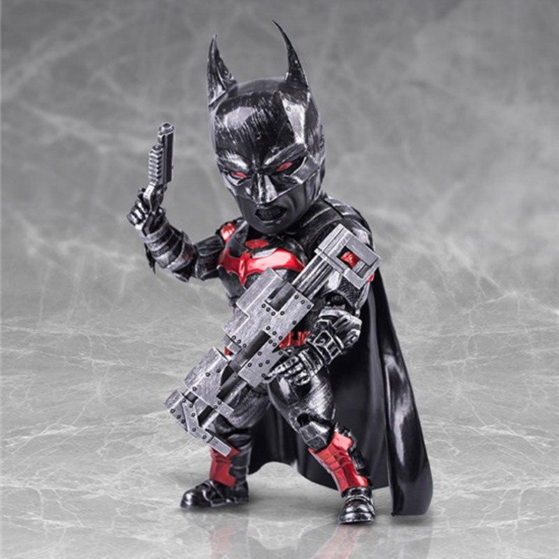 Batman Variant figurine 1/8 échelle peinte Figure rouge Version limitée Batman PVC figurine jouet Brinquedos Anime