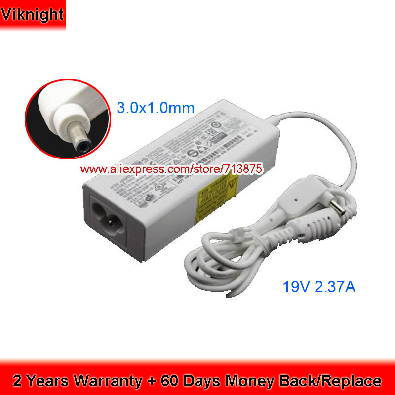 19V 2.37A N13-045N2A AC Adapter Power Supply for Laptop Acer N15Q1 Aspire ES 15 S5-371T S7-392 new for acer aspire s7 s7 391 40mm laptop cooling fan free shipping