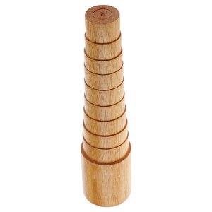 Image 3 - Étape en bois Bracelet mandrin Sizer ajuster jauge mesure Bracelet taille fil emballage outil bijoux faisant des outils