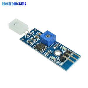 HR202 Humidity Sensor Module Humidity Testing Module Humidity Detection 3.3 V to 5 V