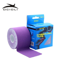 New Synthetic Kinesiology Tape 5cmx5m Viscose Shiny For Athletes Replace Original CottonS Ports Star Use Kinesiology