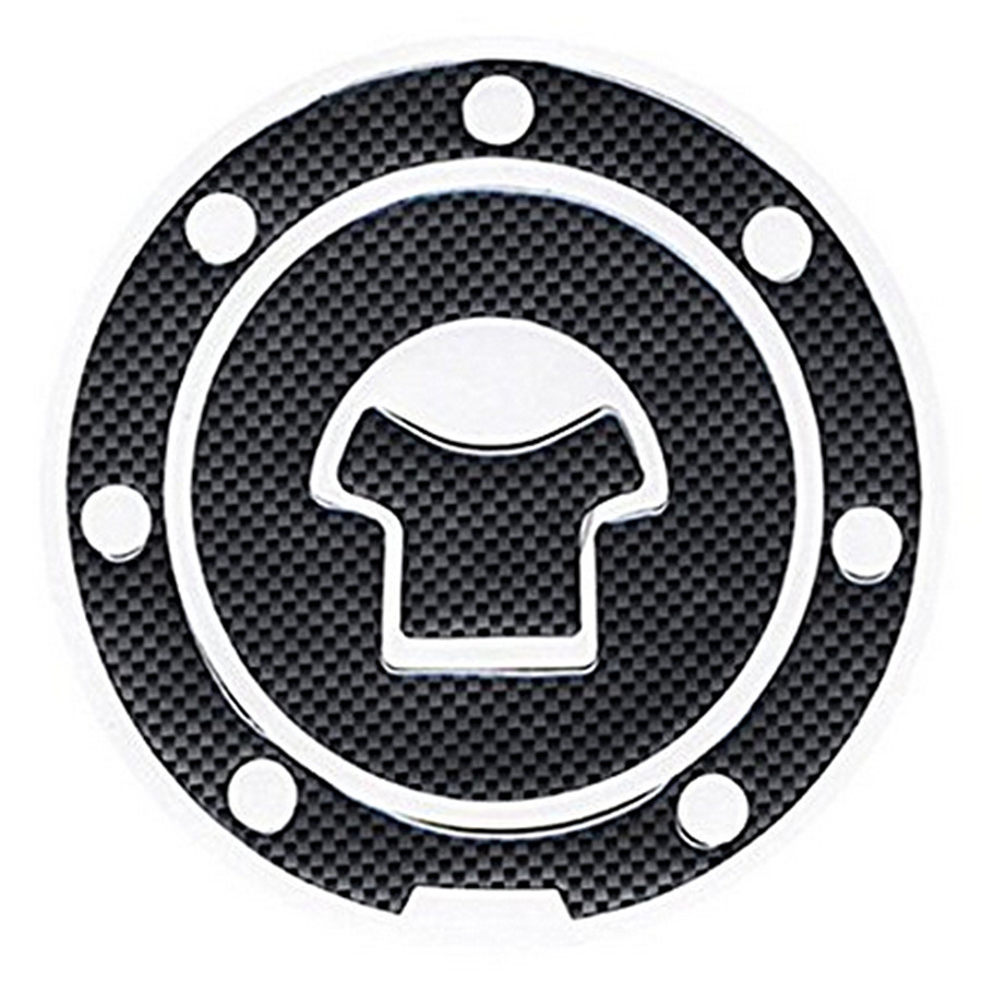 Motorcycle Carbon Fiber Decale Fuel Gas Tank Pad Decal Protector Sticker For CBR VFR CB NSR VTR CBF CBX 125 250 400 600 900 1000 цена