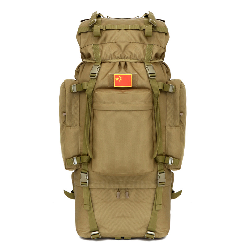 Outdoor 100L Large Capacity font b Tactical b font Climbing font b Backpacks b font Waterproof