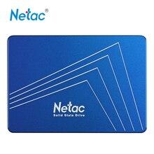 Новый Netac цифровой твердотельный диск необычайный 2,5 «SSD жесткий диск 480 ГБ Внутренний твердотельный диск для ноутбука компьютер
