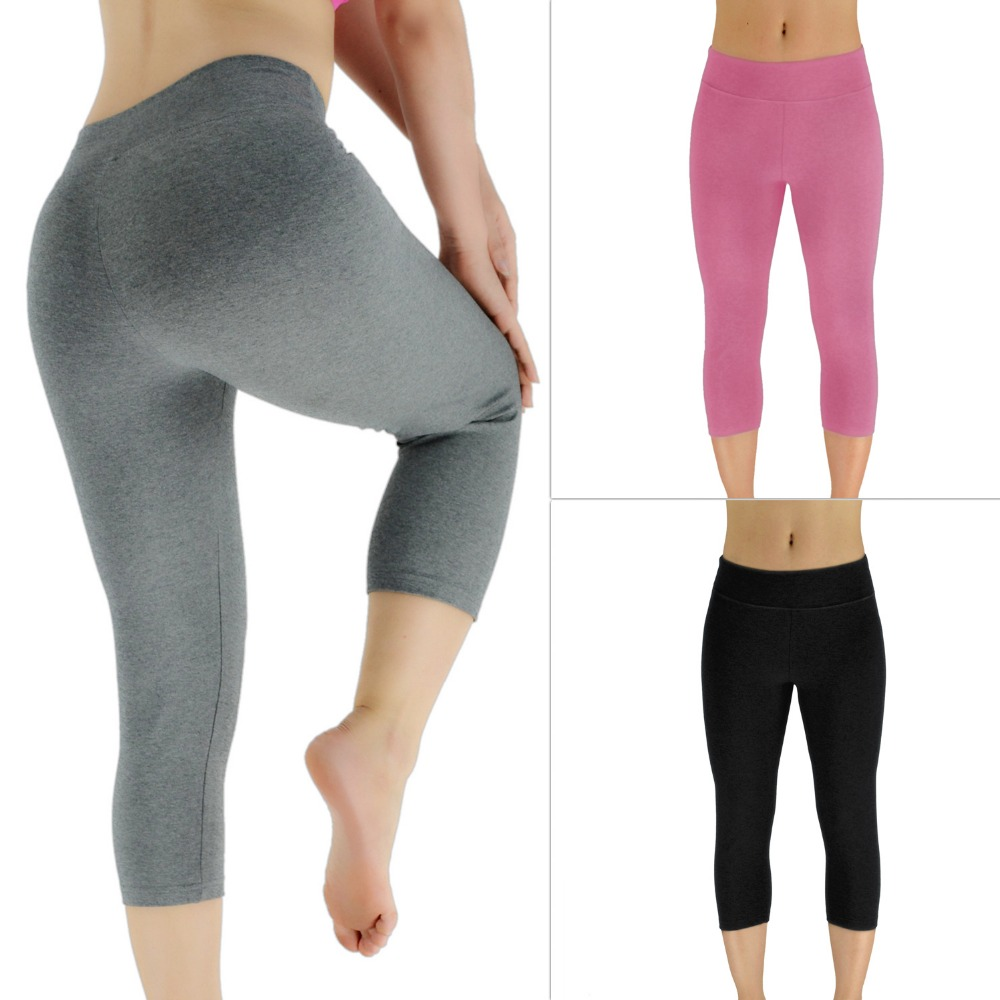 Online Buy Wholesale ladies exercise pants cotton from China ...