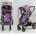 Cochecito de bebé Buggy AccessoriesPushchair Impermeable Cubierta Para La Lluvia A Prueba de Viento