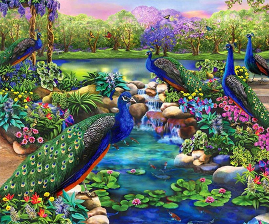Online Buy Wholesale Garden Mosaic Art From China Garden