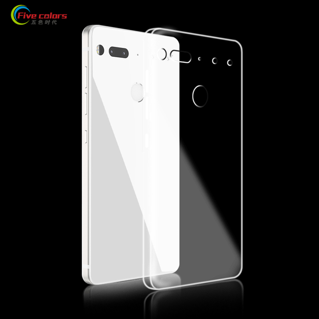 buy popular 3c51f 0a39d US $1.59 20% OFF|For Essential Phone PH 1 Case Full Cover TPU Protective  Transparent Soft Phone Back Cover for Essential Phone PH 1 PH1 Cases-in ...