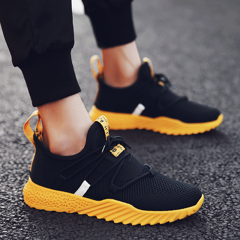 Baideng Summer Breathable Running Shoes