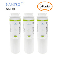 Household Water Purifier Namtso NMS04 Replacement for Refrigerator Water Filter UKF8001 UKF8001AXX 4396395 EDR4RXD1 3 Pcs/lot