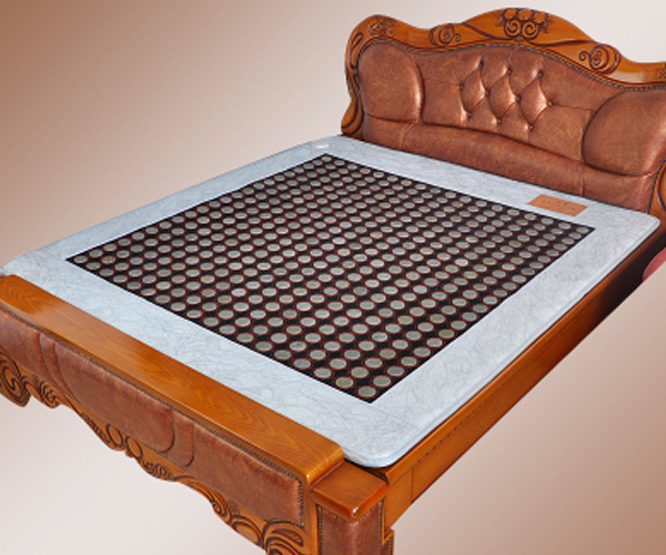 2016 new hot popular Germanium Jade Stone electric massage mattress Heated Tourmaline Bed Mattress New Free Shipping 1.0X1.9M подвесная люстра arte lamp fabbro a2079lm 5ab