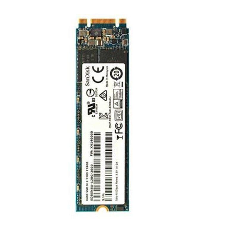 SanDisk SSD m2 m.2 128 gb SSD X400 SSD m2 2280 Solid State Drive SD8SN8U-128G-1002 Azionamento di Disco Rigido Per I Computer Portatili desktop di Ser