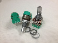 [BELLA]Taiwan's F SOUNDWELL  128 double potentiometer with switch A50K 15F–10PCS/LOT