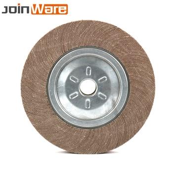 "12"" Abrasive Flap Grinding Wheel Sandpaper Sanding Polishing Disc 60 80 100 320# 1Pc"