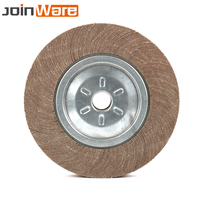 12 Abrasive Flap Grinding Wheel Sandpaper Sanding Polishing Disc 60 80 100 320# 1Pc
