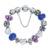 Valor de la Esperanza MANBALA Serenidad Pulseras Corazón De La Moda con Encanto de La Cadena de Seguridad Pulsera Wish Jewelry T01LB