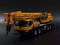 Редкие 1:50 весы Liugong CLG TC750C5 мобильный тяжелый кран инженерных машин литья под давлением модель игрушки для украшения коллекция