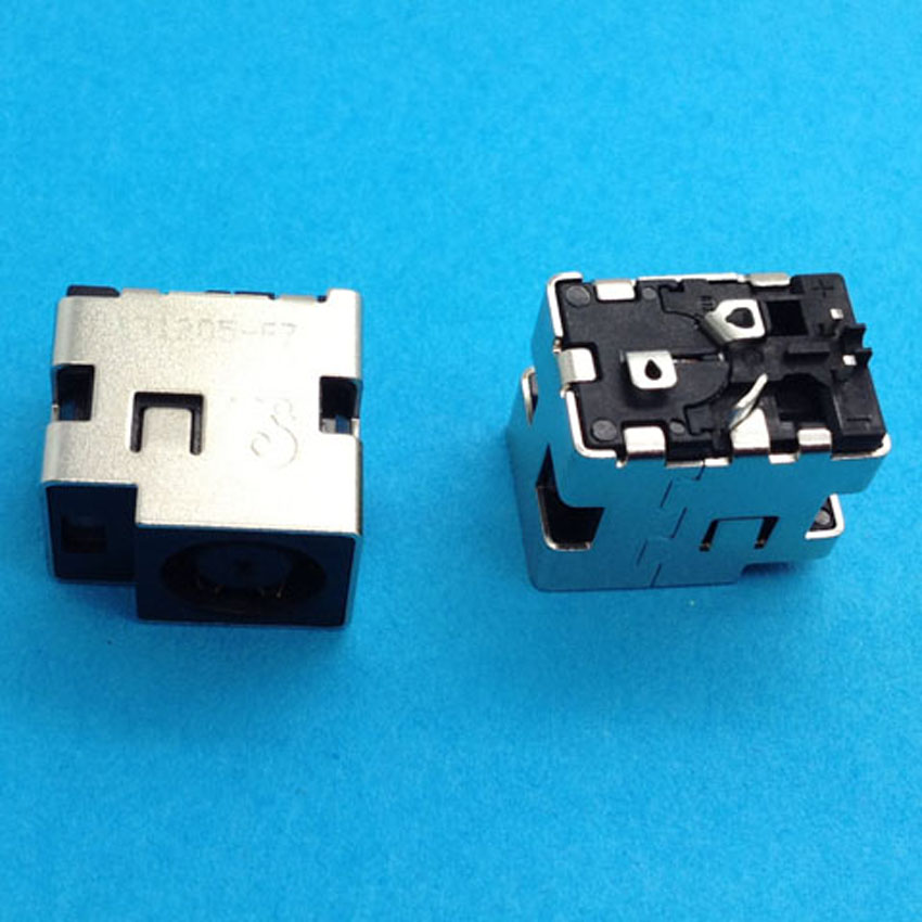 Image 2 - 1x DC Power Jack Socket Port FOR HP Compaq DV3 DV4 DV5 DV6 DV7 DV8 Series-in Computer Cables & Connectors from Computer & Office