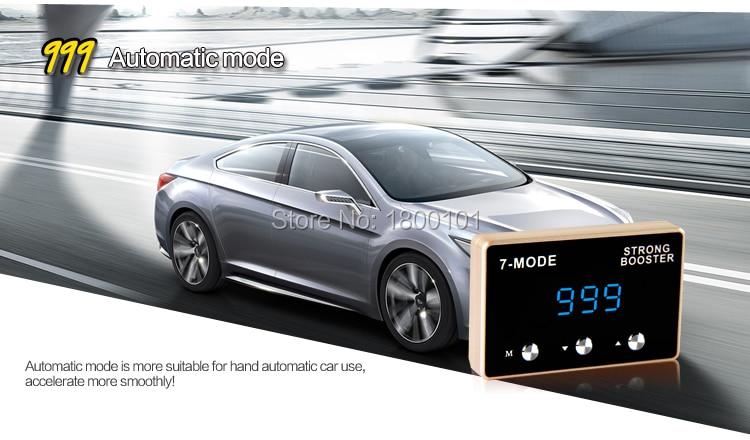 Gaspedalens accelerationssvar hastighetsreglering Gasreglage för - Reservdelar och bildelar - Foto 5
