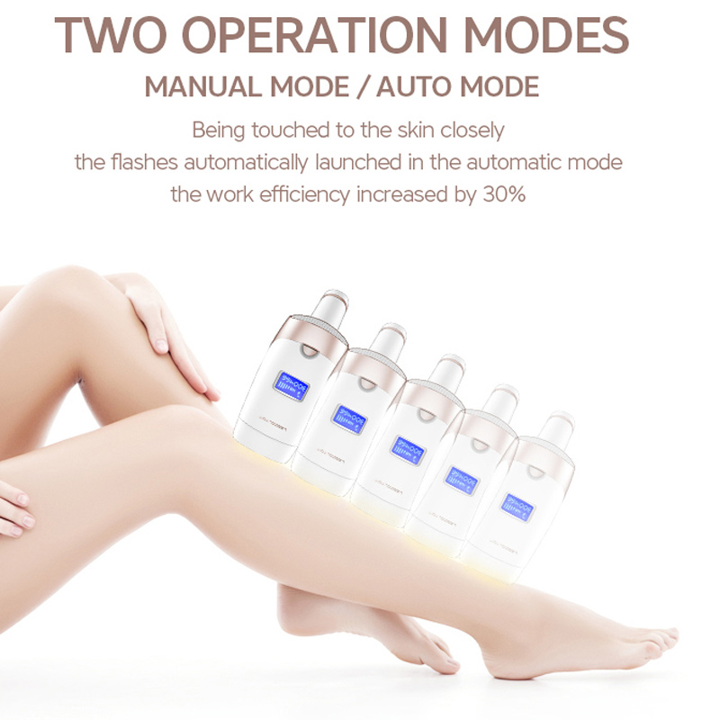 Image 4 - Lescolton 3in1 300000 Pulsed IPL Laser Hair Removal Device Permanent Epilator Women  IPL laser  Hair Removal Machine-in Epilators from Home Appliances