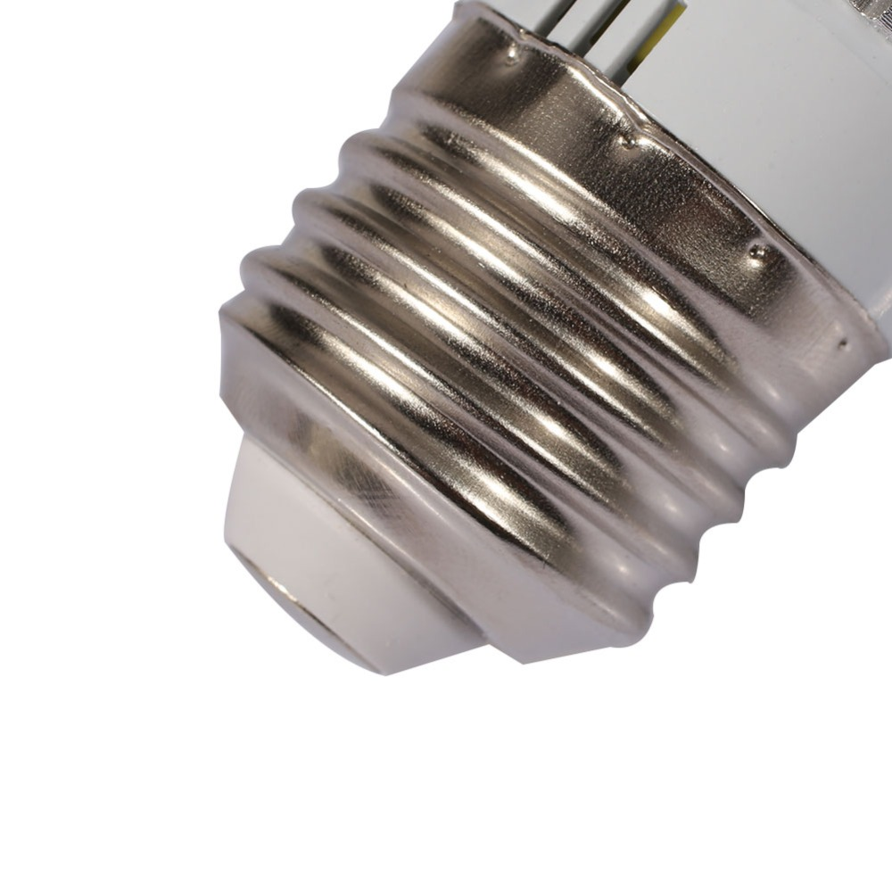 Plants Growth Light 85-265V Home Garden Lighting Fixture LED Chip GSS Superconducting Aluminum Silver White Gardening Accessory