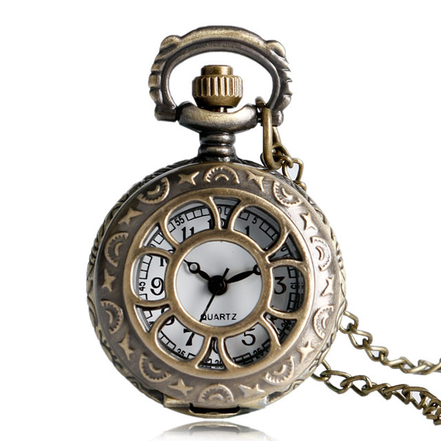 Beautiful Alice In Wonderland Rabbit Flower Hollow Drink Me And Rabbit Pocket Watches Pendant Women Gifts P658