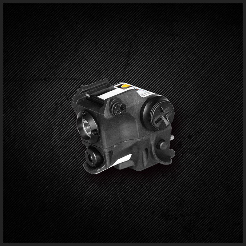 Laserspeed Ultra Compact Design Hunting Tactical Green Laser Sight for Pistol Combo Sight and Flashlight