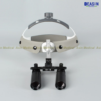 free shipping dental loupes 6 times 5 times 4 times doctor's surgery magnifying glass Surgical orthopedic spine