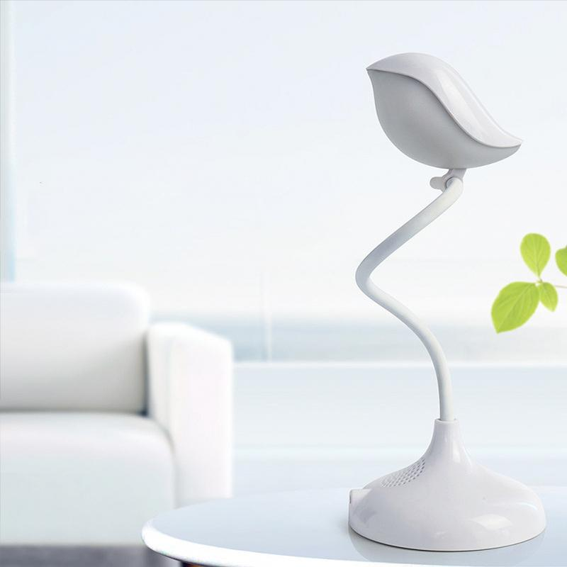 NO-NY003 Bluetooth audio lamp with speaker Multifuction Table lamp for reading or indoor lighting