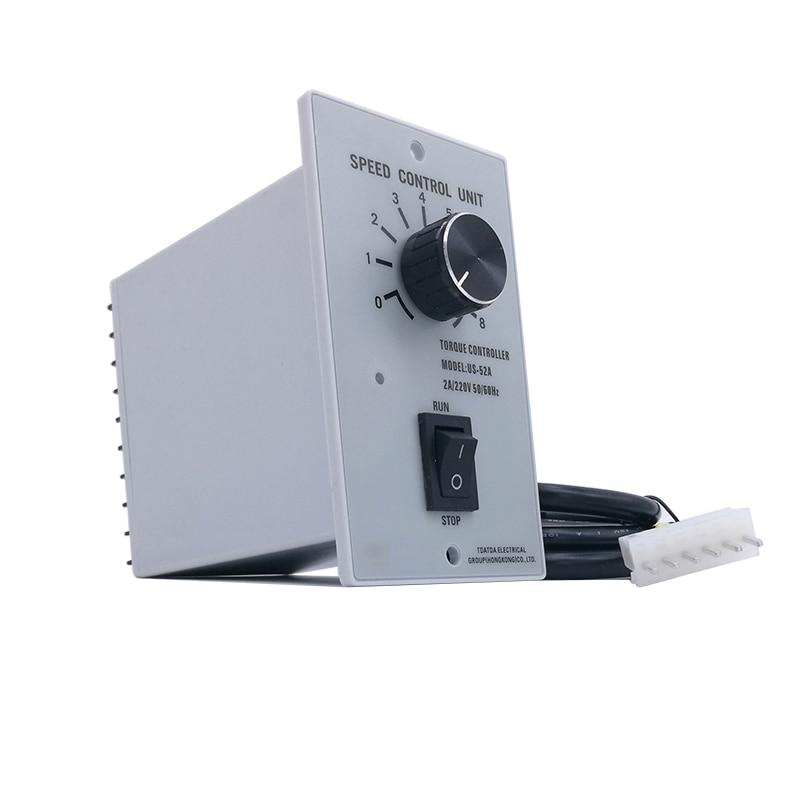 Nosotros-52 400 W AC velocidad controlador de motor regulado palabra backword de conversión de frecuencia controlador