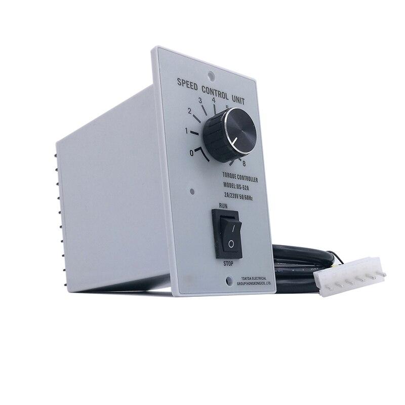 US-52 400 W AC vitesse moteur contrôleur réglementé forword backword contrôleur de conversion de fréquence