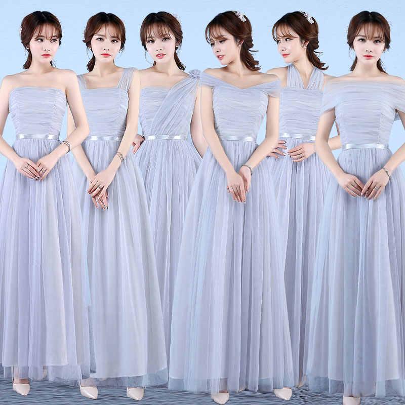 d93e03446e3 ... AIJINGYU 2018 sexy bridesmaid dress wedding guest formal dresses BN233  ...