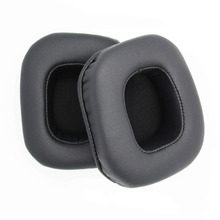 лучшая цена Replace Ear Pads Earmuffs Cushion For Razer Tiamat 7.1/2.2 Over Surround Sound PC Gaming Headphone Headsets Eh#