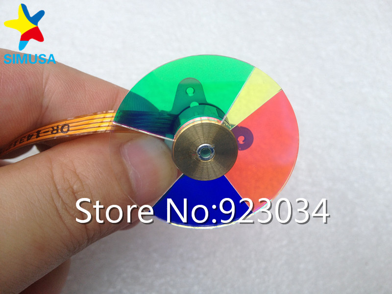 Wholesale Projector Color Wheel for Benq CP220 Free shipping
