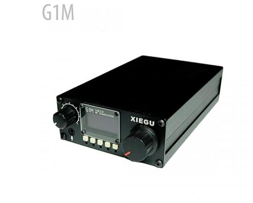 2019 Amateur Radio XIEGU G1M SSB/CW 0.5-30MHz Moblie Radio HF Transceiver Ham QRP