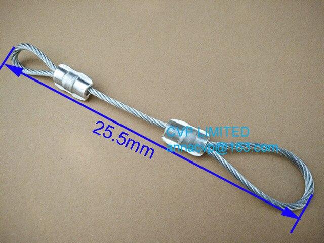 Anhänger sicherheit kabel anhänger sicherheit draht kette anhänger ...