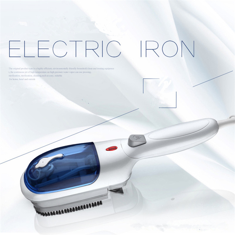 Iron Steam Brush New 110v/220v Electric Garment Steamer Brush for Ironing Clothes Portable Multifunction Pots Facial
