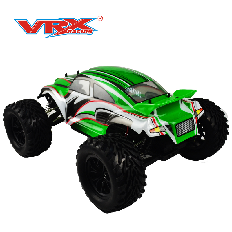 RC truck 4x4 1/10 VRX Racing Mega Blade TS N2 RH1002M 1/10 nitro monster  truck mega blade two speed with 18 engine monster car| | - AliExpress