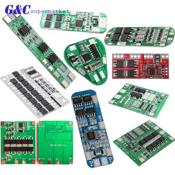 3S BMS 4A 8A 10A 20A 18650 Li-ion Lithium Battery Protection Board Module Circuit Charging BMS PCM Polymer Lipo Cell PCB недорого