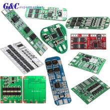 Защитная плата литий ионного аккумулятора 3s bms 4a 8a 10a 20a