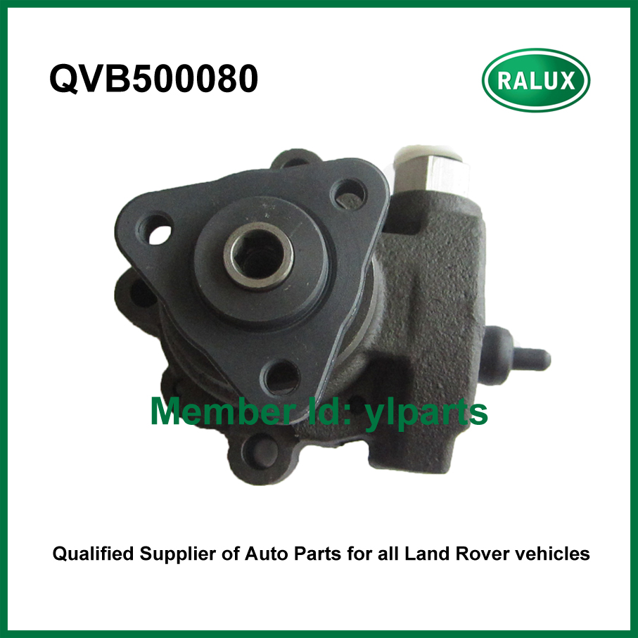 QVB500080 ERR6447 V8 Petrol Car Power Steering Pump for Discovery 2 1998-2004 auto power turning pump Chassis parts supply auto engine power steering pump 49100 65j00 4910065j00 55113201 for suzuki grand vitara ii jt 2 0